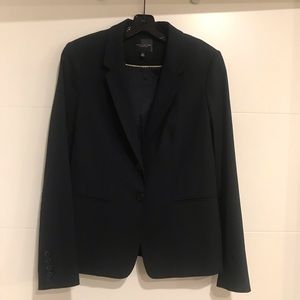 The Limited Collection Navy Suit